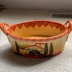 Florence, Italy serving Bowl